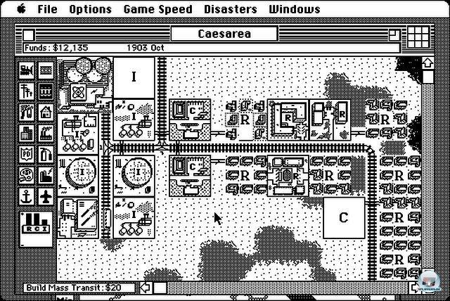 Screenshot - SimCity (Klassiker) (PC)