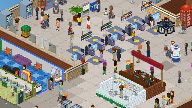 Screenshot - Overcrowd: A Commute 'Em Up (PC) 92625935