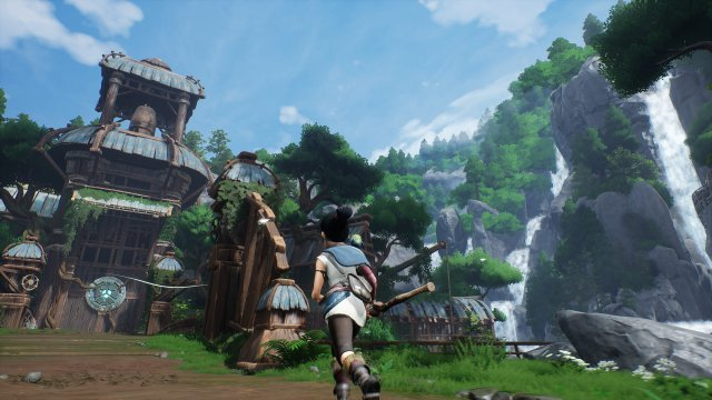 Screenshot - Kena: Bridge of Spirits (PlayStation5) 92649937