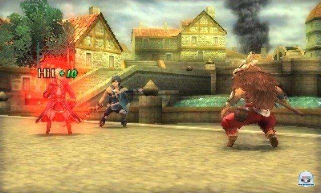 Screenshot - Fire Emblem: Awakening (3DS) 92457921