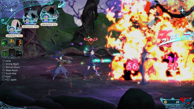 Screenshot - Little Witch Academia: Chamber of Time (PC) 92564390