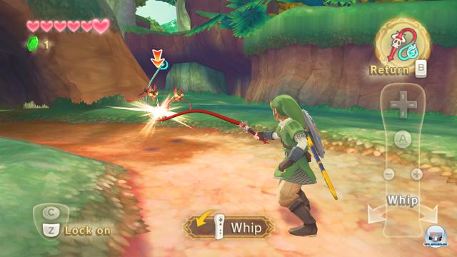 Screenshot - The Legend of Zelda: Skyward Sword (Wii) 2243408