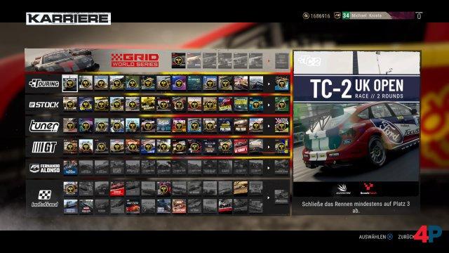 Screenshot - GRID (PS4) 92597488