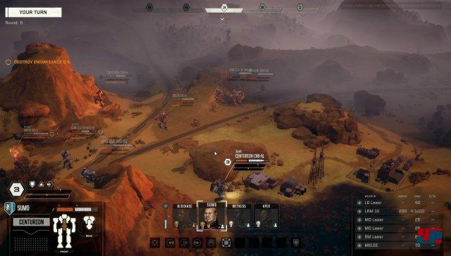 Screenshot - BattleTech (PC) 92547174