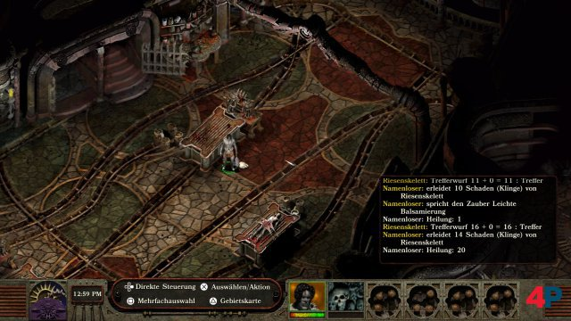 Screenshot - Planescape Torment and Icewind Dale Enhanced Edition (PS4) 92598157