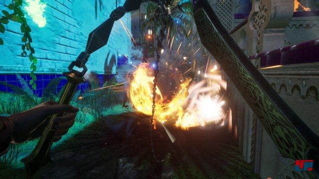 Screenshot - City of Brass (Switch)