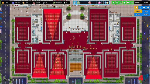 Screenshot - Another Brick in The Mall (PC)