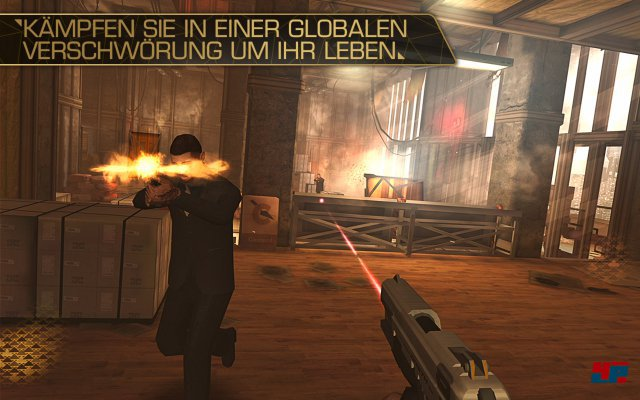 Screenshot - Deus Ex: The Fall (Android) 92475757