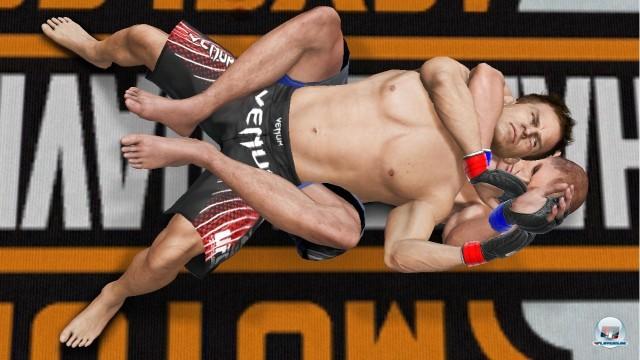 Das Submission-System wurde überarbeitet und orientiert sich nun an EAs MMA.