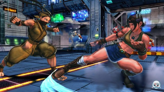 Screenshot - Street Fighter X Tekken (360) 2305077