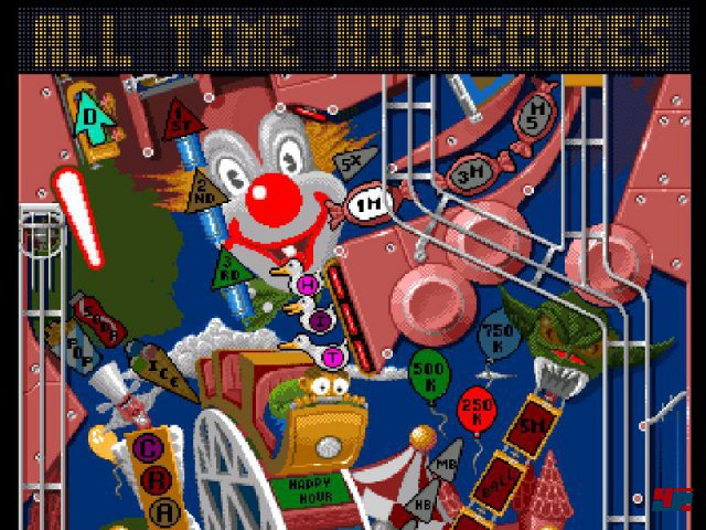 Screenshot - Pinball Fantasies (Oldie) (PC)