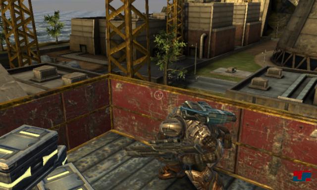 Screenshot - IronFall Invasion (3DS) 92500653