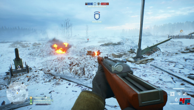 Screenshot - Battlefield 1: In The Name Of The Tsar (PC) 92552369
