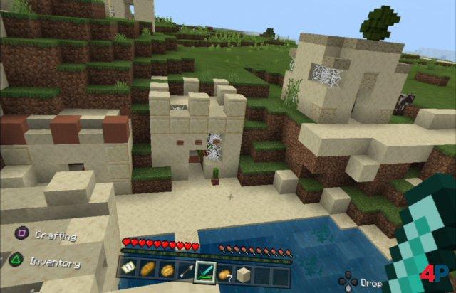 Screenshot - Minecraft (PlayStationVR)