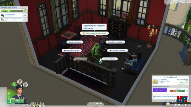 Screenshot - Die Sims 4: An die Arbeit (PC) 92502700