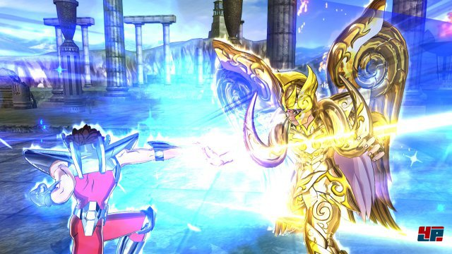 Screenshot - Saint Seiya: Soldiers' Soul (PC) 92505197