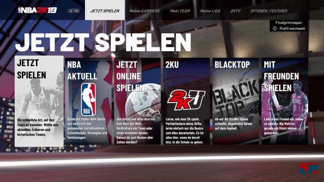 Screenshot - NBA 2K19 (PS4) 92573682