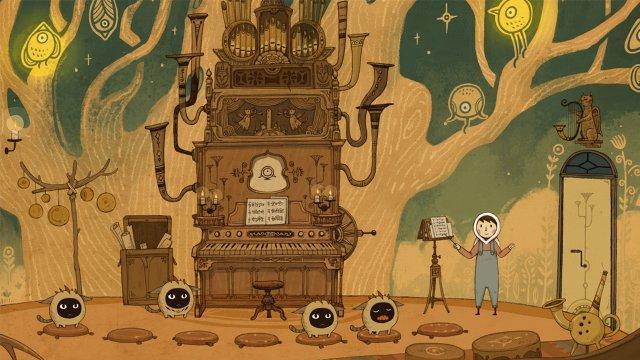 Screenshot - LUNA - The Shadow Dust (Switch)