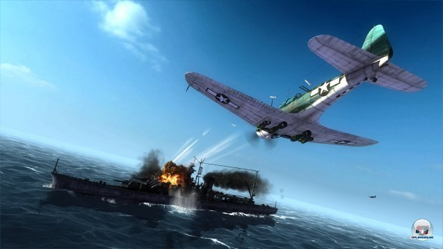 Screenshot - Air Conflicts: Pacific Carriers (PC) 2367847