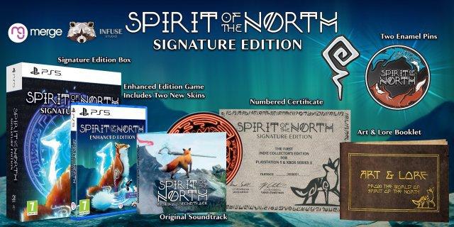 Screenshot - Spirit of the North (PlayStation5)
