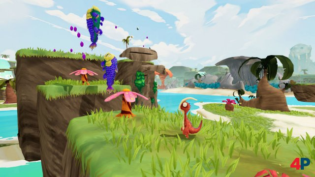 Screenshot - Gigantosaurus: Das Spiel (PC)