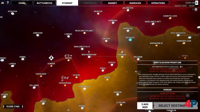 Screenshot - MechWarrior 5: Mercenaries (PC) 92602691