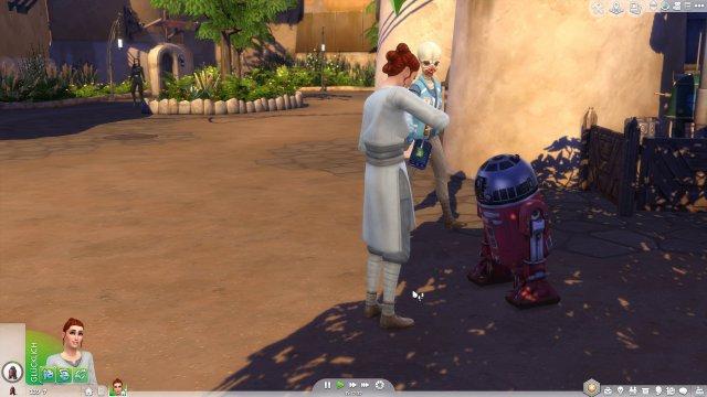 Screenshot - Die Sims 4 Star Wars: Reise nach Batuu-Gameplay-Pack (PC) 92624193