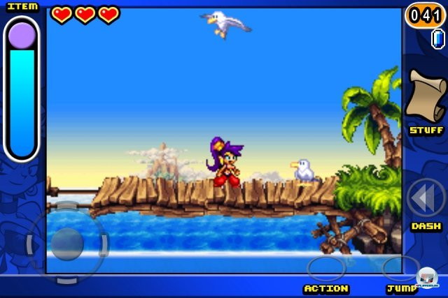 Screenshot - Shantae: Risky's Revenge (iPhone) 2283807