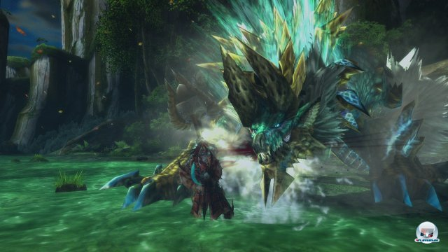 Screenshot - Monster Hunter 3 Ultimate (Wii_U) 92437597