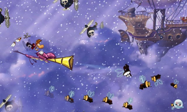 Screenshot - Rayman Origins (3DS) 2367052