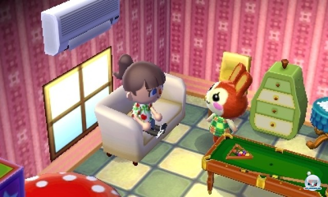 Screenshot - Animal Crossing 3DS (3DS) 2231123
