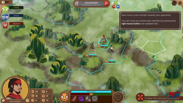 Screenshot - Renowned Explorers - International Society (PC)