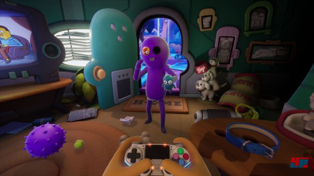 Screenshot - Trover saves the Universe (HTCVive) 92585125