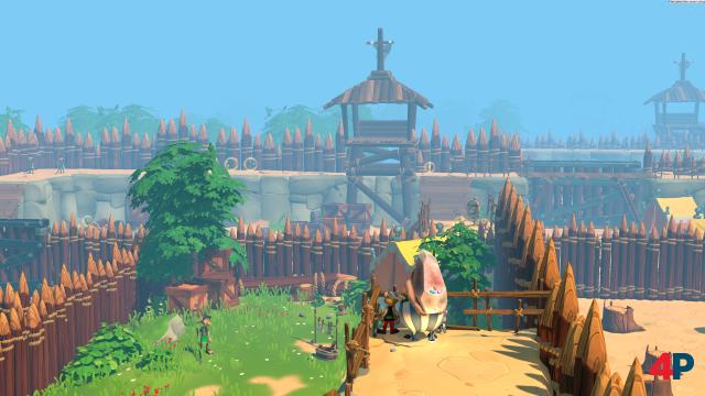 Screenshot - Asterix & Obelix XXL 3: Der Kristall-Hinkelstein (PC) 92598171