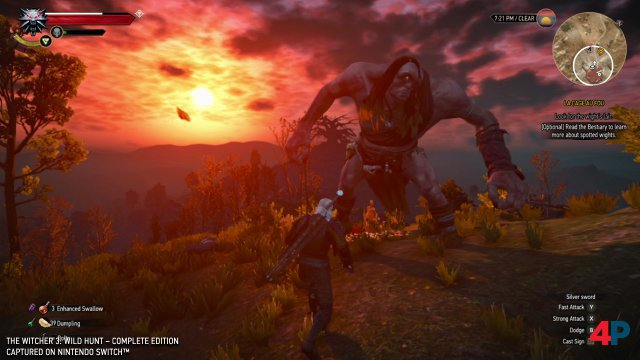 Screenshot - The Witcher 3: Wild Hunt (Switch) 92594582