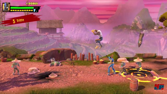 Screenshot - Shaq Fu: A Legend Reborn (PS4) 92569414