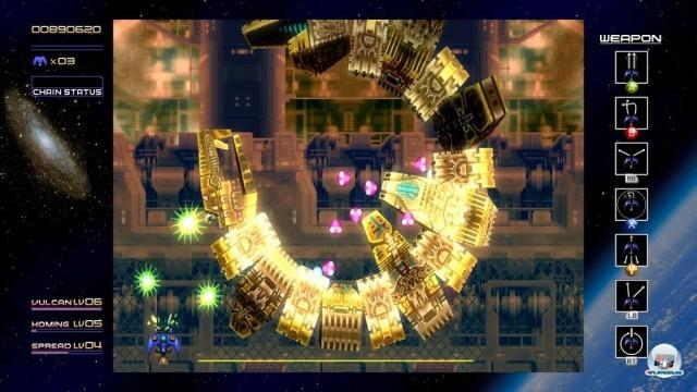 Screenshot - Radiant Silvergun (360) 2234608