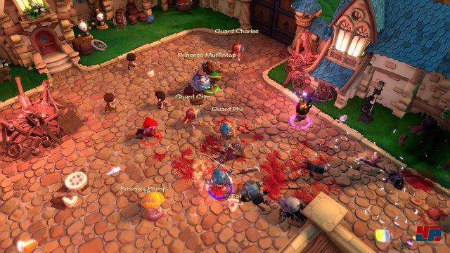 Screenshot - Fat Princess Adventures (PlayStation4)