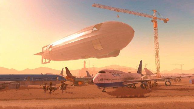 Screenshot - The Drone Racing League Simulator (PC)