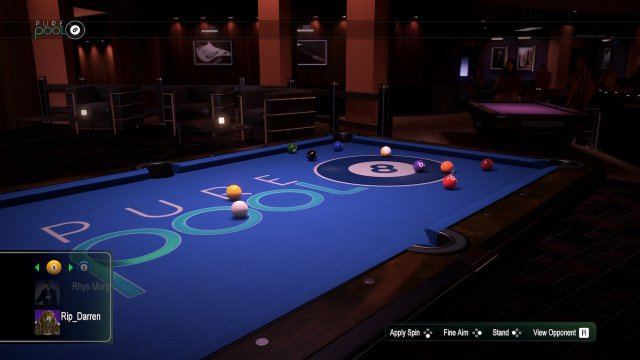 Screenshot - Pure Pool (Switch)
