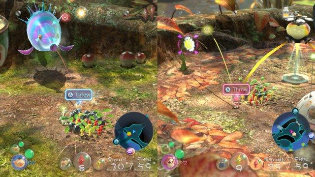 Screenshot - Pikmin 3 (Switch) 92627137