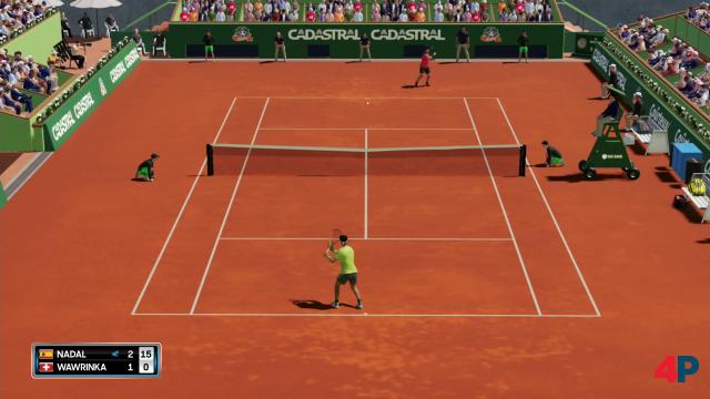 Screenshot - AO Tennis 2 (PS4) 92603847