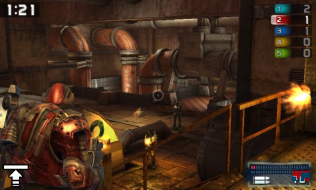 Screenshot - IronFall Invasion (3DS) 92500664