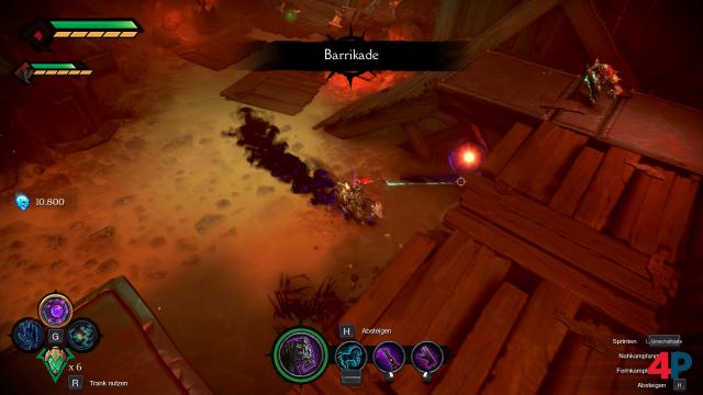 Screenshot - Darksiders Genesis (PC) 92601841