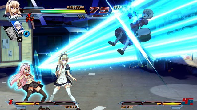 Screenshot - Nitroplus Blasterz: Heroines Infinite Duel  (PlayStation3) 92506830
