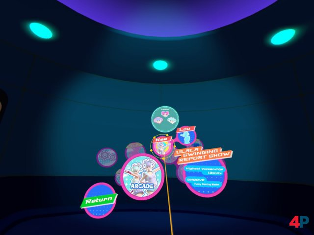 Screenshot - Space Channel 5 VR: Kinda Funky Newsflash! (PlayStationVR) 92608141
