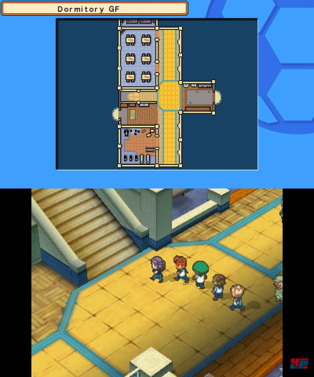 Screenshot - Inazuma Eleven 3: Team Oger greift an! (3DS) 92475104