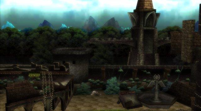 Screenshot - AeternoBlade (3DS) 92478510
