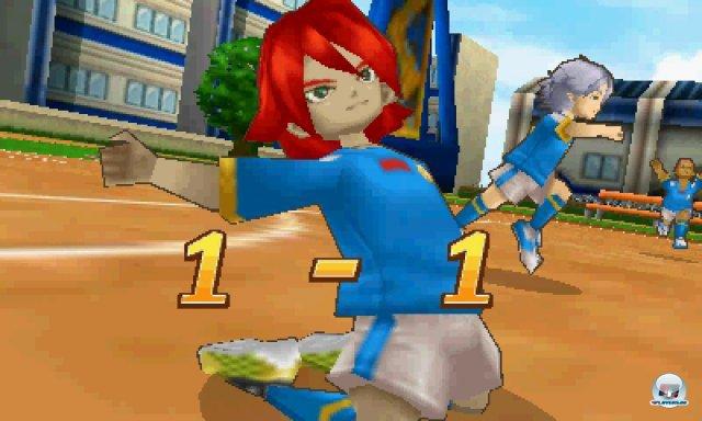 Screenshot - Inazuma Eleven 3: Kettenblitz (3DS) 92469767