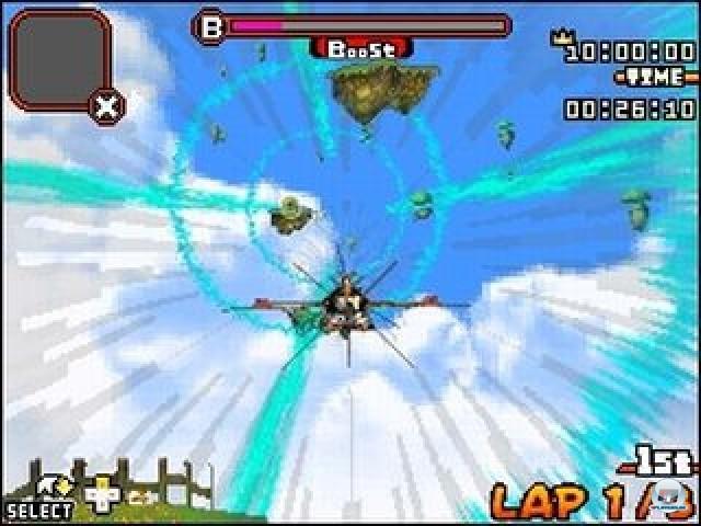 Screenshot - Solatorobo - Red the Hunter (NDS) 2223733